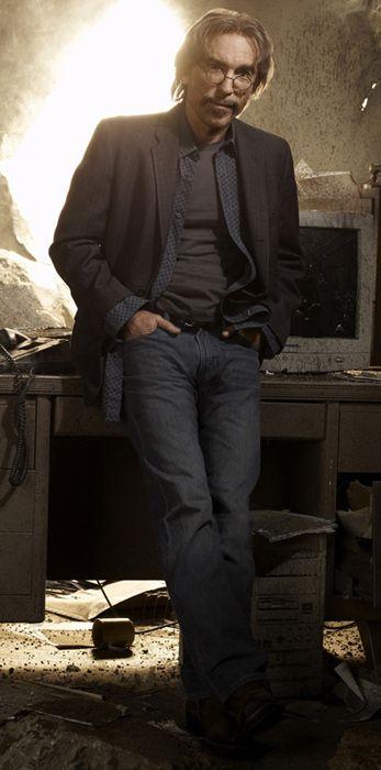 Jackie Earle Hayley as Guerrero (Human Target).