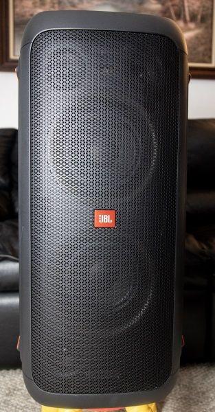 Jbl Partybox 300 Bluetooth Speaker Review Speaker Bluetooth Bluetooth Speaker