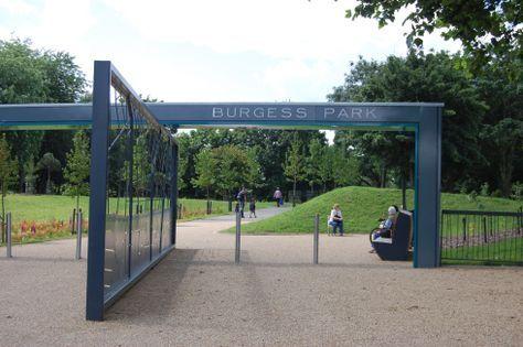 Landscape Park Entrance