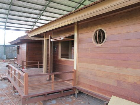 Cottage-Bungalows pavillons bois en kit avec Mobiteck  fabricant
