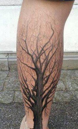 Tatuajes De Arboles Y Bosques 256 Fotos Hombre Mujer