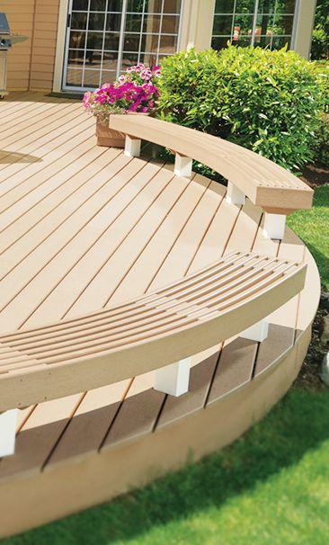 All About Composite Decking Composite Decking Deck Design Building A Deck