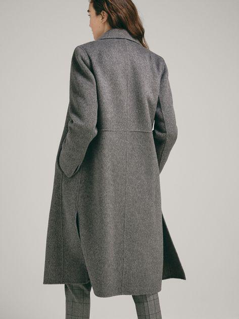 Abrigos de lana mujer 2019