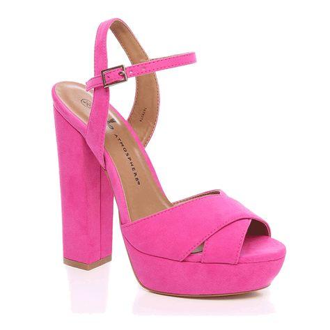 salida online última tecnología famosa marca de diseñador zapatos-tacon-primark (2) | rosa | Zapatos, Tacones primark ...