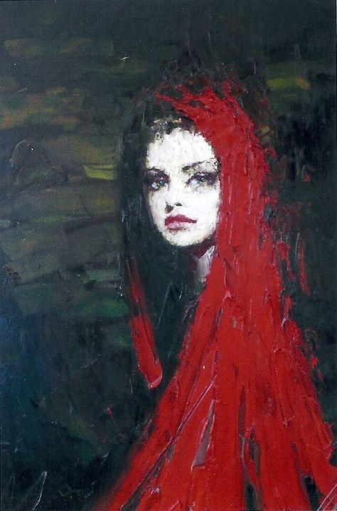 'Lady In Red' by Taras Loboda #artpic.twitter.com/dX02sDIaSe