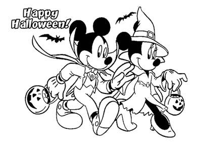 100 Mickey Mouse Coloring Pages Free Halloween Coloring Sheets Disney Coloring Pages Halloween Coloring Pages