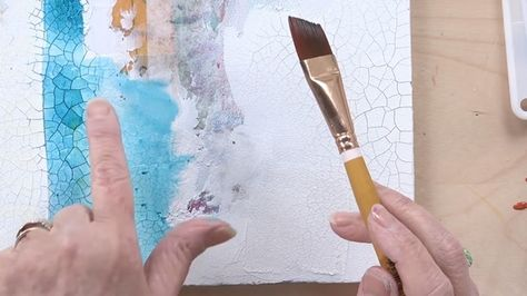 15 Acrylic Painting Techniques For Beginners | Acrylic ...