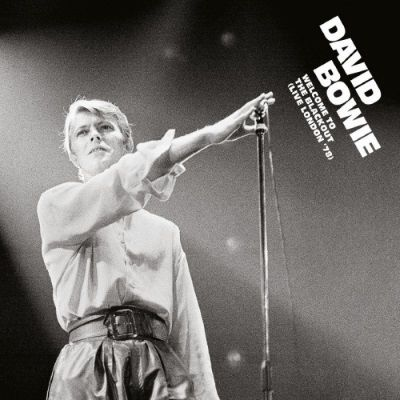 David Bowie Welcome To The Blackout Live London 78 Bowie David Bowie Record Store