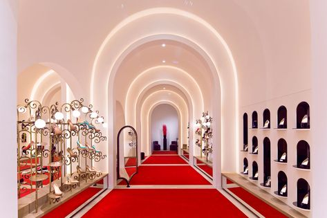 31b840218a0a Christian Louboutin s first boutique in Brussels