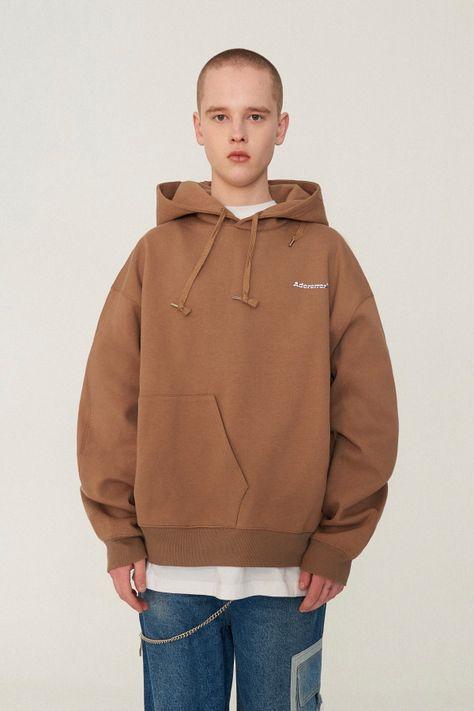 Thunder hoodie Brown
