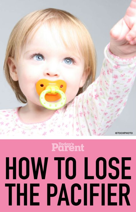 It's normal for your child to love their binky. But when it's time, here's how to gently wean your toddler from their pacifier.
