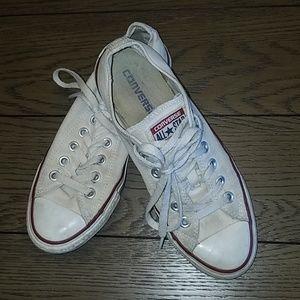 White converse, Converse all star, Converse