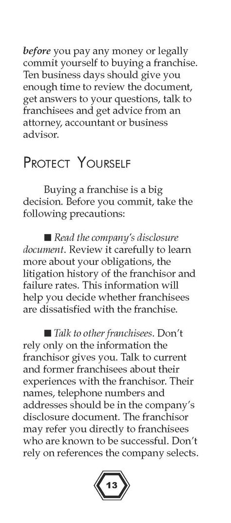 Page 04 Buying a Janitorial Services Franchise Pinterest - knowing about franchise contracts