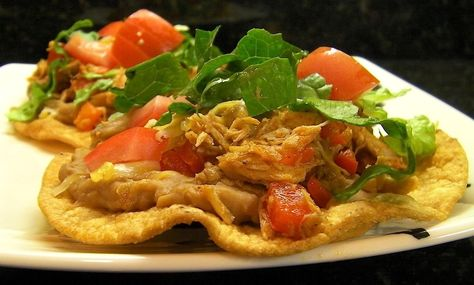 The True Tostada!