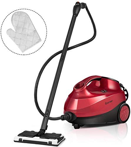 Buy Costway 2000w Multipurpose Steam Cleaner 19 Accessories Household Steamer W 1 5l Tank Chemical Free Cleaning Heavy Duty Rolling Cleaning Machine Carpet In 2020 Steam Cleaners Chemical Free Cleaning Household Steamer