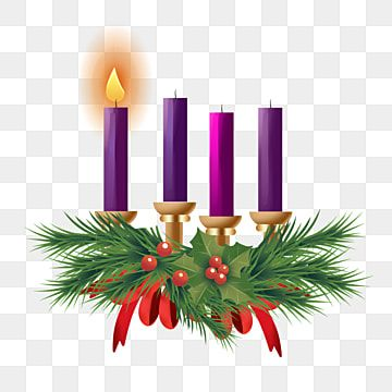 Gambar Munculnya Lilin Ungu Dan Tanaman Dengan Alas Munculnya Clipart Hari Minggu Pertama Adven Kedatangan Png Transparan Clipart Dan File Psd Untuk Unduh Gr Candle Plant Purple Candles Candles