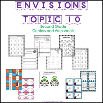 Pin On Products Envision math 2nd grade worksheets