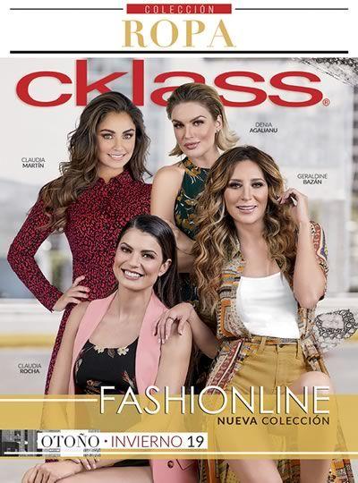 Catalogo Cklass Fashionline Otono Invierno 2019 Cklass Ropa Blusa Para Invierno Catalogos Cklass