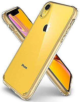 detailed look d87c3 06aa3 Amazon.com: Spigen Ultra Hybrid Designed for Apple iPhone XR Case ...