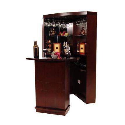 Building Corner Bar For Small Spaces Con Imagenes Bares En