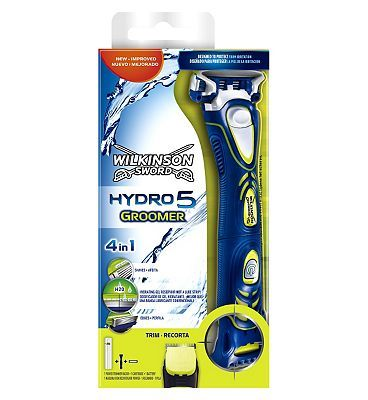 Wilkinson Sword Hydro 5 Groomer 10180606 60 Advantage Card Points Refresh Your Style With The Wilkinson Sword Hydro Groomer Wilkinson Sword Hydro