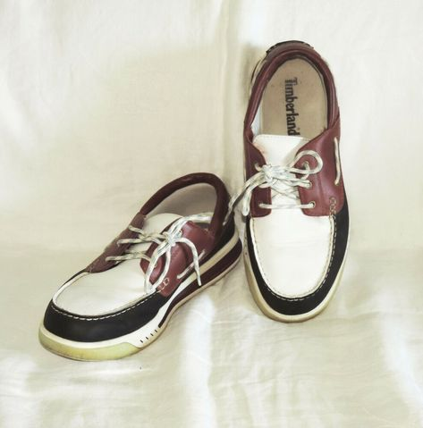 mens white boat shoes timberland