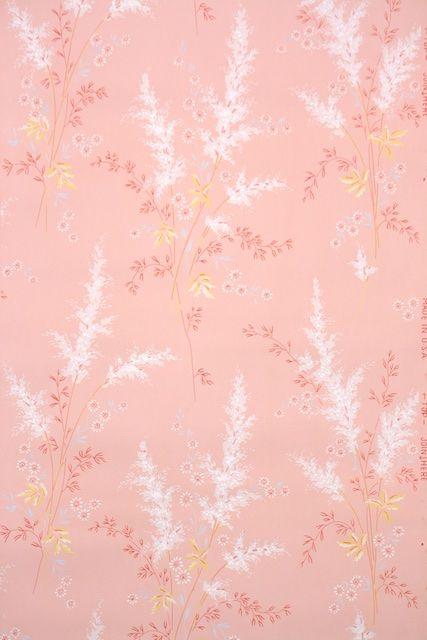 1940s Floral Vintage Wallpaper Vintage Wallpaper Iphone Wallpaper Vintage Wallpaper