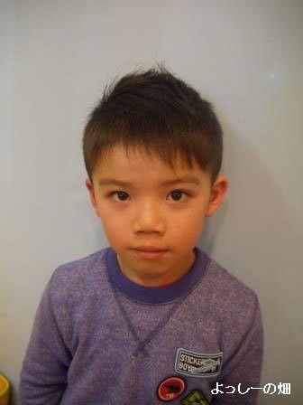 小学生 男の子 髪型 高学年