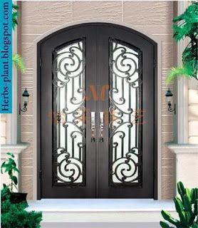 ابواب حديد تصميمات ابواب حديد تشكيله ابواب حديد حديثه Iron Door Design Iron Doors Wrought Iron Doors