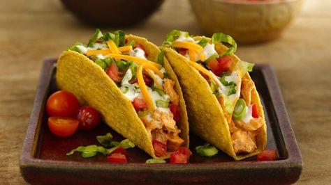 Des tacos savoureux commencent toujours par la variété de garnitures créatives qui les agrémentent.  Créez le vôtre et les possibilités seront infinies à chaque fois!