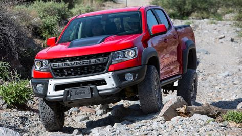 The 2019 Chevrolet Colorado ZR2 Bison