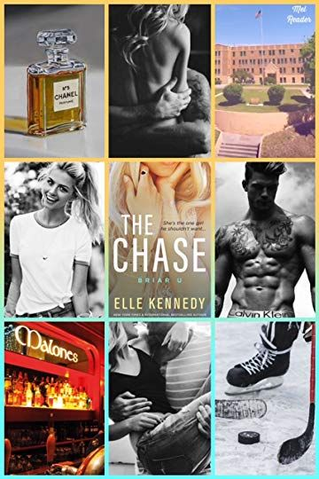 The Chase Briar U 1 By Elle Kennedy Elle Kennedy Book Aesthetic Romance Books