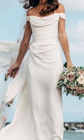 Vivienne Westwood Ball Tie Dress Wedding Dress Used Size 0