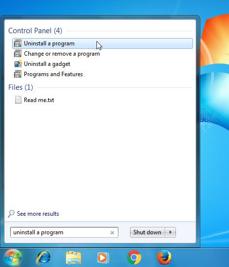 Shutdown Assistant How To Uninstall How To Remove Freeware Software