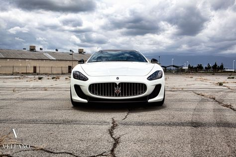 Maserati MC Stradale Edition - This definitely makes a good case for my top 5 favorites right now. I love the front grill on these cars