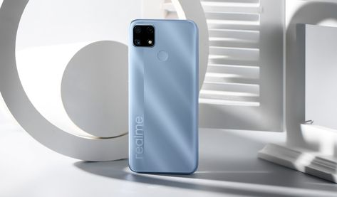Get realme C25 in Shopee Super Brand Day Sale for Only P5,990