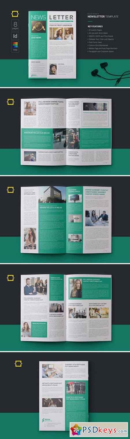 Newsletter 2458854 | Design | Newsletter design templates