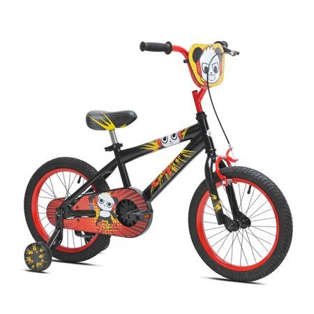 "Red Ryan/'s World 12/"" Ninja Boy/'s Bike"
