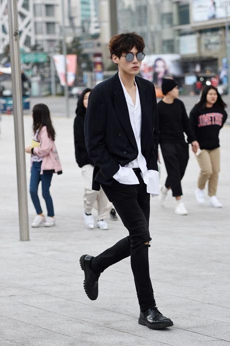 Korean Model Fashion | Official Korean Fashion   Supernatural Style #KoreanFashionStyles