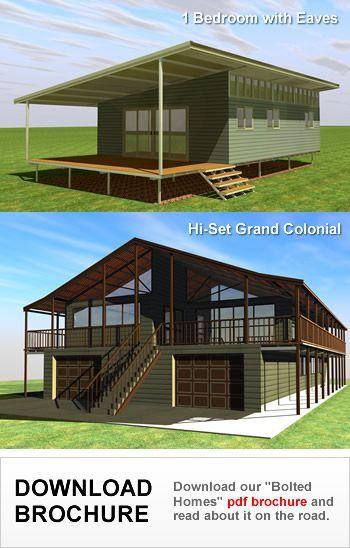 Build Your Own Ecofriendly House Dengan Gambar