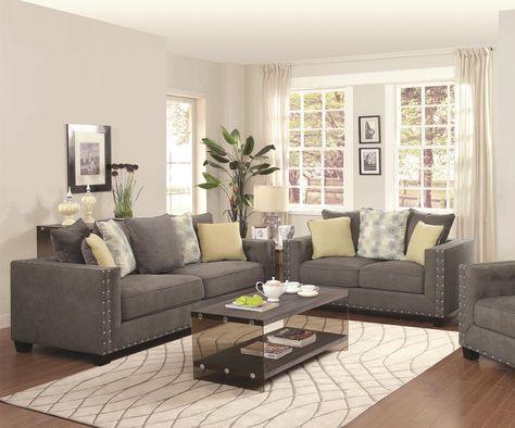 Stupendous Amia 2 Piece Living Room Set Muebles De Sala Modernos Ncnpc Chair Design For Home Ncnpcorg