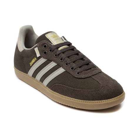 Shop for Mens adidas Samba Hemp Athletic Shoe in Dark Green at Journeys  Shoes. Shop today for the hottest brands in mens shoes and womens shoes at \u2026