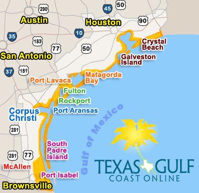 Good Beach Vacation Spots In Texas Lifehacked1st Com
