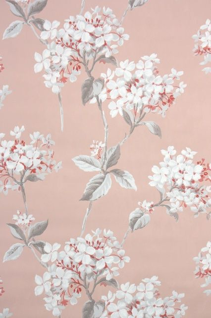 1940s Floral Vintage Wallpaper Vintage Floral Backgrounds