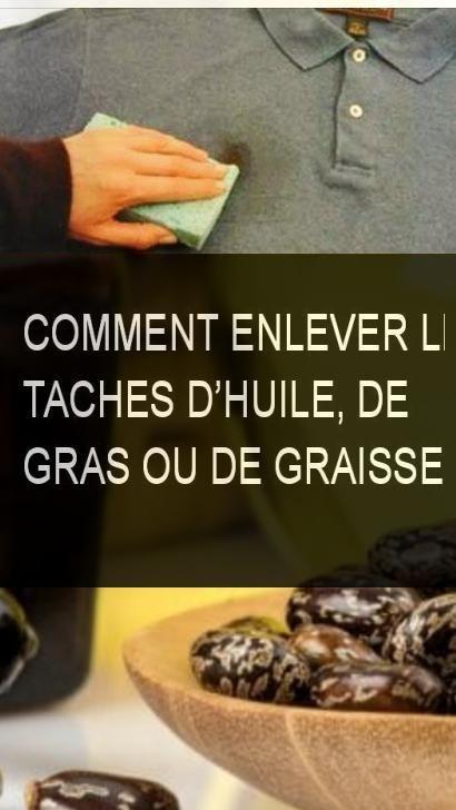 Enlever Une Tache De Gras : enlever, tache, Comment, Enlever, Taches, D'huile,, Graisse?, #Huile, #Graisse, #Comment, #Taches, #Tache, #Enlever