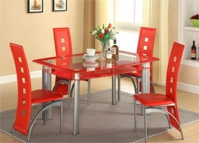 Red Dining Room Furniture Dining Room Chairs Ikea Red Kitchen