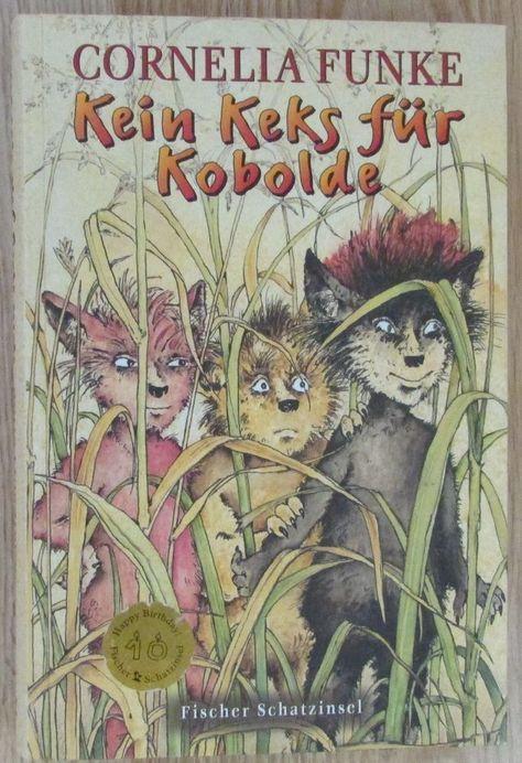 Kein Keks für Kobolde * Cornelia Funke Fischer Verlag 1994