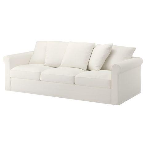 Ektorp Sofa Vittaryd White Ikea