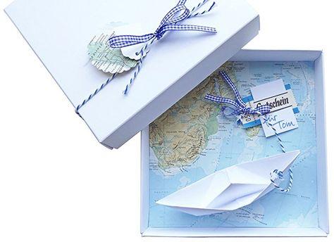 reisegutschein statt geld