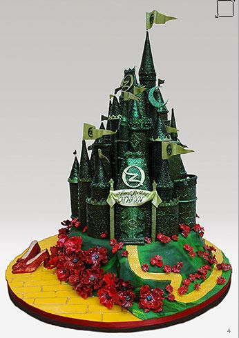 From Ron Ben Israel Cakes. And yes, it's actually a cake!!